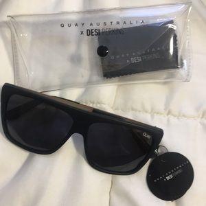 QUAYXDESI on the low sunglasses BRAND NEW